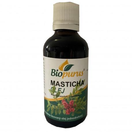 Masticha olej 50ml Biopurus