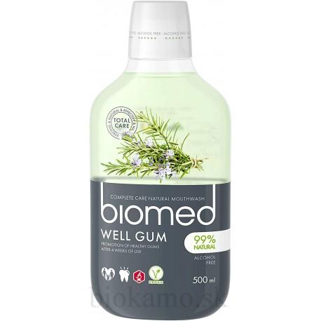 Well Gum ústna voda 500 ml