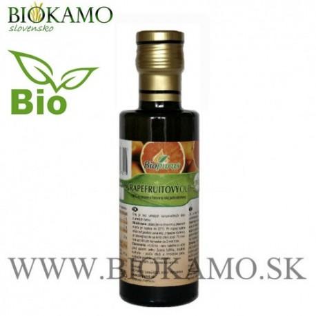 Grapefruitový olej BIO 250 ml Biopurus