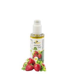 Jahodový olej BIO 100 ml + pumpa Biopurus