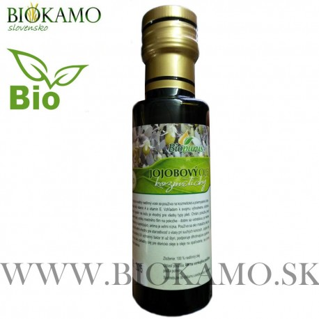 Jojobový olej 100 ml BIO Biopurus